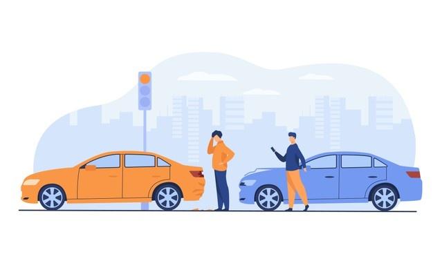 La responsabilidad en un accidente de tránsito