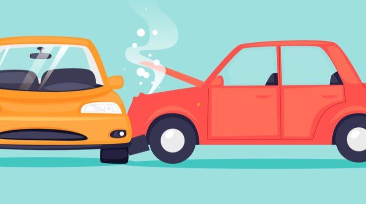 Accidentes de tránsito con participación de autos extranjeros
